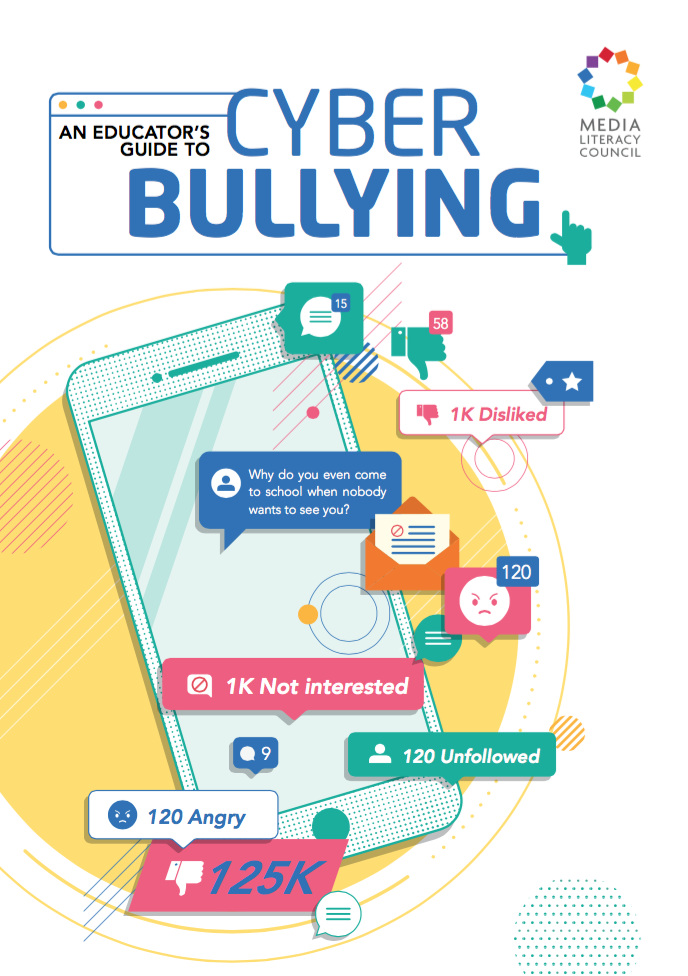 Educators Guide to Cyberbullying Cover