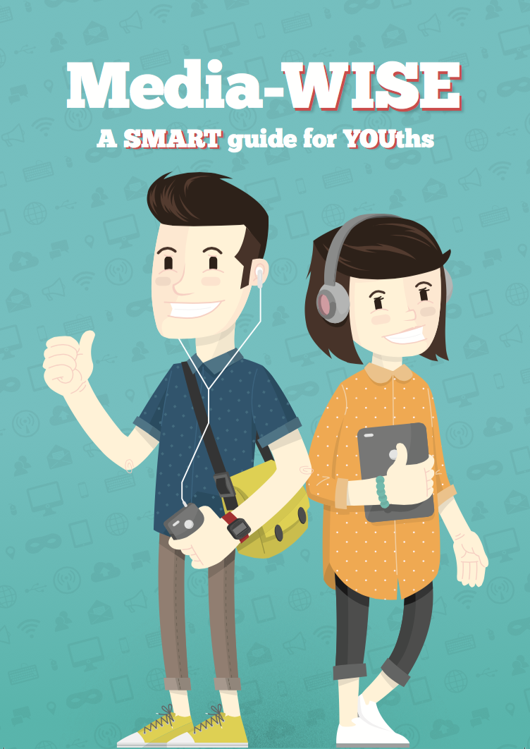 Media Wise Youth Guide Cover