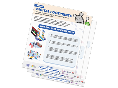 Digital Footprint Thumbnail