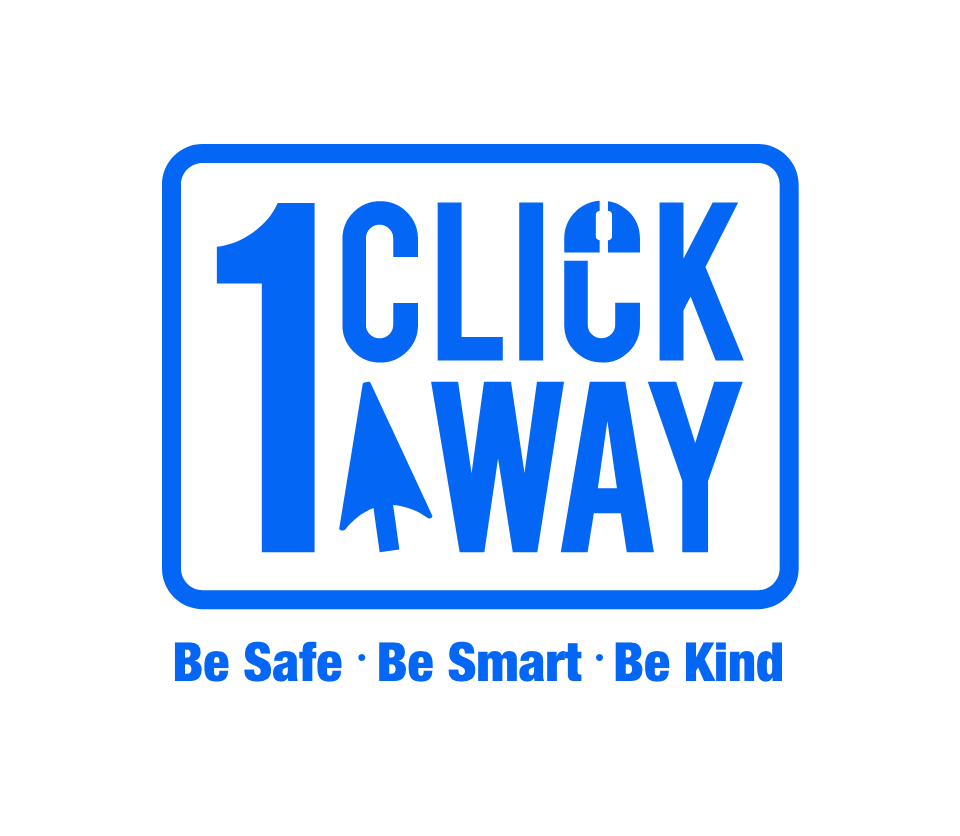 1 Click Away logo