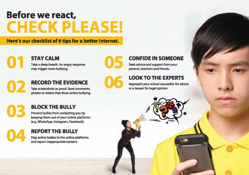 What Should You Do If You Are Cyberbullied
